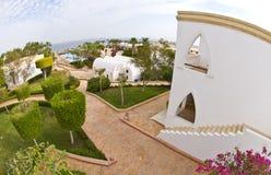 Luxurious resort Egypt Stock Photo