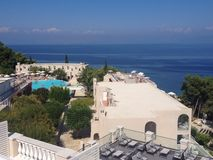 Luxurious resort Stock Photos
