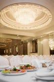 Luxurious restaurant Royalty Free Stock Image