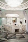 Luxurious restaurant Royalty Free Stock Photos