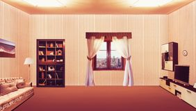 Luxurious room Royalty Free Stock Photography