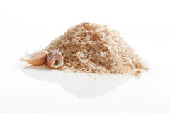 Luxurious salt. Stock Photography