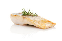 Luxurious seafood dinner. Royalty Free Stock Photos