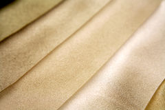 Luxurious silk fabrics Royalty Free Stock Photography