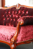 Luxurious sofa Royalty Free Stock Photography