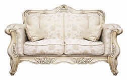Luxurious sofa Stock Photo