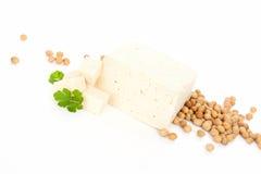 Luxurious soya background. Stock Images