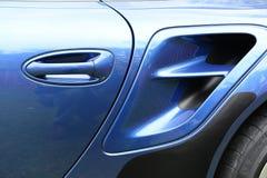 Luxurious sports car Royalty Free Stock Photo