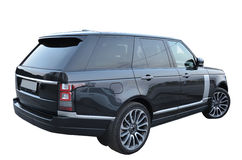 Luxurious SUV Royalty Free Stock Photo