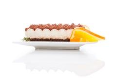 Luxurious tiramissu dessert. Stock Photos