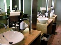 Luxurious restroom Stock Photos