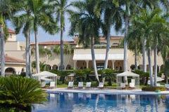 Luxurious Villa Stock Image