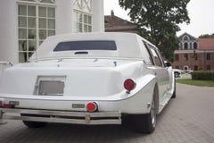 Luxurious vintage car Stock Photo
