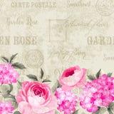 Luxurious vintage frame Royalty Free Stock Image
