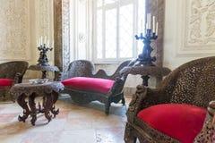 Luxurious vintage interior Royalty Free Stock Image