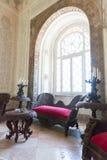 Luxurious vintage interior Stock Photos