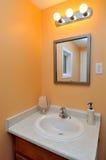 Luxurious wash basin Stock Photo