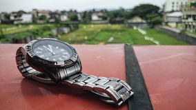 Luxurious watch royalty free stock images