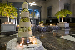 Luxurious Wedding Party Cake
