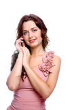Luxurious woman Royalty Free Stock Photos