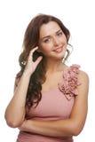 Luxurious woman Royalty Free Stock Photo