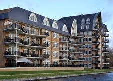 Luxuriously appartamenti moderni. Fotografia Stock