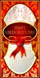 The luxuriously decorated with Valentine. 02 (Vect Stock Photography