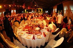 Luxuriöse Party Stockfotos