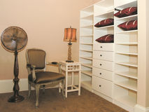 Luxury 3 - Walk-in Closet 1 Royalty Free Stock Images