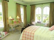 Luxury 5 - Bedroom 5 stock image
