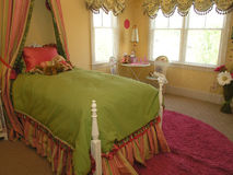 Luxury 6 - Bedroom 4 royalty free stock photo