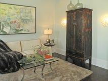 Luxury 7 - sitting room 1 stock image