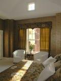 Luxury 9 - Bedroom 2 Royalty Free Stock Photography