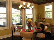 Luxury 9 - Dining 1 Stock Photo