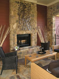 Luxury 9 - Living Room 2 royalty free stock photos