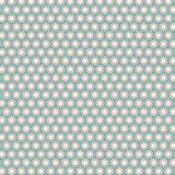 Luxury Abstract Colorful Star  Illusion  Pattern Texture Background. Luxury Abstract Colorful  Star Floral Flower  Square Pattern Fabric Vector Background Royalty Free Stock Photos