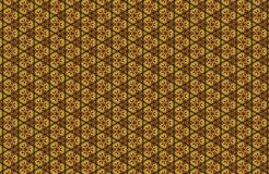 Luxury abstract pattern background Stock Image
