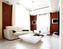 Luxury apartment Royalty Free Stock Photo