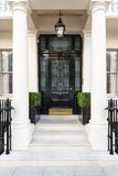 Luxury Apartment Building in London royalty free stock image