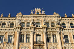 Luxury apartment royalty free stock images