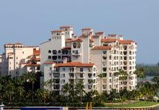 Luxury apartments Stock Image