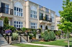 Luxury Apartments Royalty Free Stock Photos