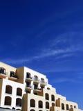 Luxury Apartments Royalty Free Stock Photo