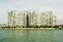 Luxury apartments Royalty Free Stock Photography