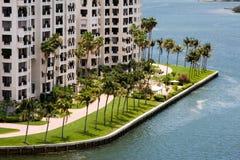 Luxury apartments Stock Photography