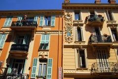 Luxury apartments in Monaco Stock Images