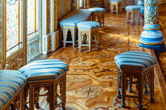 Luxury Arabic Room Stock Image