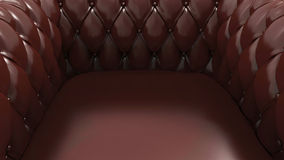 Luxury armchair Royalty Free Stock Images