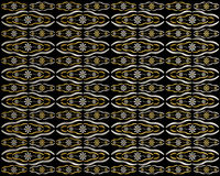 Luxury artistic jewelry background pattern Royalty Free Stock Photography