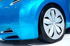 Luxury auto Stock Image